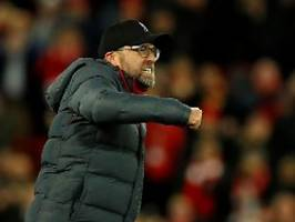 mourinho ist völlig verzweifelt: selbst coach klopp kann's nicht glauben