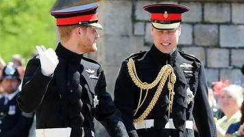 Prinz William: Wir sind keine Einheit mehr