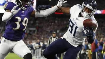 American Football: «Selbst geschlagen»: NFL-Titelfavorit Baltimore schon raus