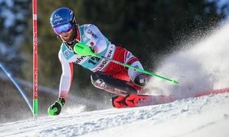 erstes podest nach hirscher: schwarz erlöst Österreich im adelboden-slalom