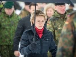 Gelöschte Handydaten bei von der Leyen: Verteidigungsministerium gerät weiter unter Druck