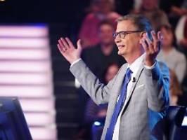 Humorloser geht es nicht: Jauch hadert mit Besserwisser-Kandidaten