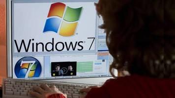 Keine Updates mehr: Ab morgen ist Windows 7 eine tickende Zeitbombe