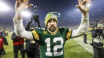 American Football: Green Bay Packers komplettieren NFL-Playoff-Halbfinale