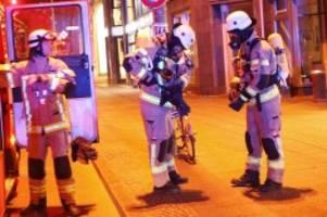 feuerwehr und polizei: schwere der angriffe auf einsatzkräfte in berlin nimmt zu