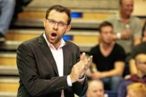 volleyball: trainer enard bis 2022 bei den br volleys