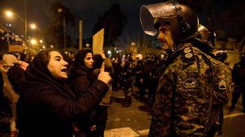 proteste in teheran: iranische regierung gerät immer mehr unter druck – nicht zuletzt durch trump