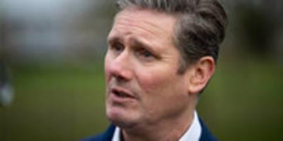 labour-partei in großbritannien: keir starmer favorit für chefposten