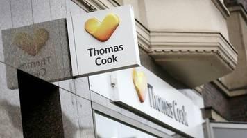 Tourismus: Thomas-Cook-Pleite: Ein Viertel der Kunden entschädigt