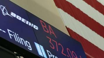 737-Max-Debakel: So stark bremst Boeings Krise die US-Konjunktur