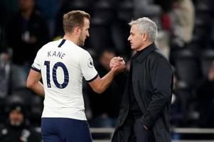 mourinho zurückhaltend mit prognose zu kane-rückkehr