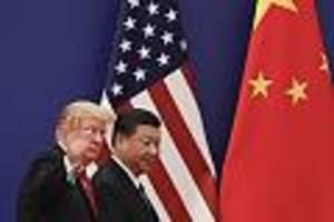 Kurz vor Teileinigung im Handelsstreit - USA ziehen Vorwürfe der Währungsmanipulation gegenüber China zurück