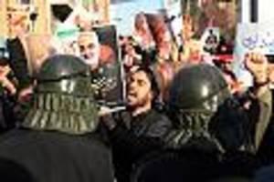 nahost-experte im gespräch - demonstranten setzen mullahs unter druck: wie gefährdet ist jetzt das iran-regime?