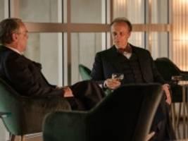 ard-film über die firma krupp: zwei männer ringen um die freiheit von der vergangenheit