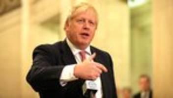 Vereinigtes Königreich: Boris Johnson lehnt neues Referendum zur Unabhängigkeit Schottlands ab