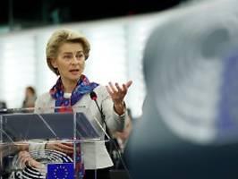 Geld für den Green Deal: Die erste Klatsche kommt aus Berlin