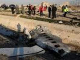 Iran nimmt Verantwortliche für Flugzeugabschuss fest