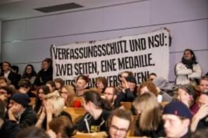 extremismus: gast-vorlesung an der haw von linksradikalen gestört