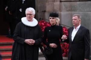 Hamburg: So verabschiedete der Michel-Hauptpastor Jan Fedder