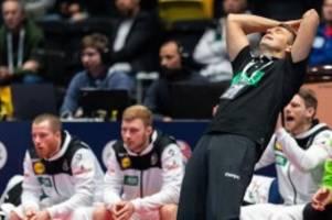 Handball-EM: Ansprüche an DHB-Team zu groß? - Viele offene Fragen