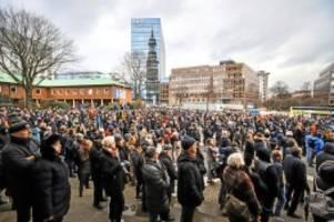 Trauerfeier im Michel: Jan Fedder war der letzte Volksschauspieler