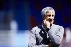 Valverde-Nachfolger: Barça am Abgrund - Wer ist der neue Coach Quique Setién?