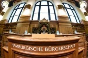 Bürgerschaft: SPD, CDU, Linke und Grüne für Klimaschutz in Verfassung