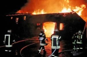 Justiz: Brandstiftung: Feuerwehrmann in Lübeck vor Gericht