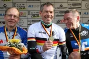 Radcross: Der Harksheider Lars Erdmann ist Deutscher Meister