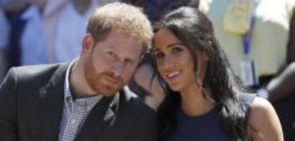 Megxit: Verlieren Harry und Meghan ihre royalen Titel?