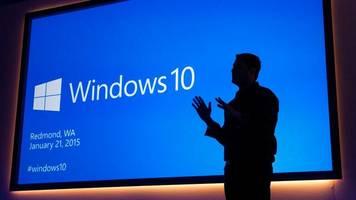 Betriebssystem: NSA deckt Sicherheitslücke bei Windows 10 auf