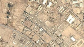 iran-konflikt: erneuter raketenangriff auf us-militärcamp bei bagdad