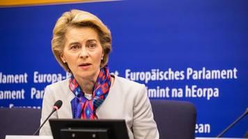 Von der Leyens Green Deal: Tausend Milliarden für die Klimawende der EU
