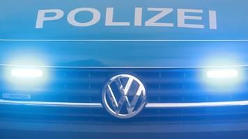 Polizei schießt – Frau in Lebensgefahr