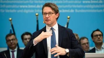 investitionen in deutsche bahn – verkehrsminister scheuer: es wird das jahrzehnt der schiene