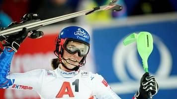 weltcup slalom: vlhova gewinnt duell mit shiffrin - deutsche enttäuschen