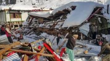 Tote durch Schnee in Afghanistan und Pakistan