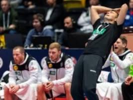 Deutschland bei der Handball-EM: Hat wirklich jemand Halbfinale gesagt?