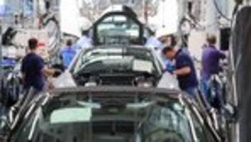 autogipfel: autoindustrie kann auf hilfe der bundesregierung hoffen