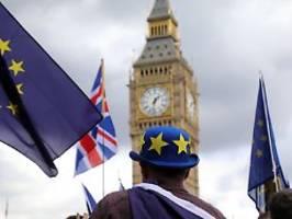 500.000 Pfund für Glockenschlag: Mit Big Ben den Brexit einläuten?