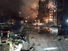 platte tötet kilometer entfernt: weitere tote nach explosion in spanien