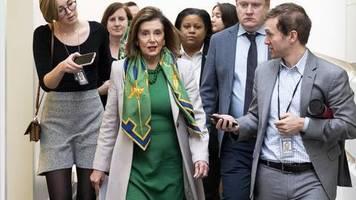 Impeachment-Verfahren: Vertrauliche Telefonate und ein Mann namens Lev Parnas: Demokraten haben neue Beweise gegen Trump