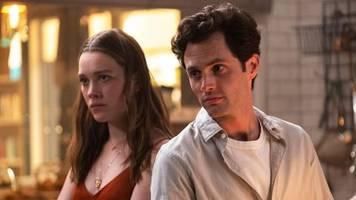 Netflix, Amazon Prime Video und Co.: Netflix kündigt dritte Staffel von Serienhit You – du wirst mich lieben an