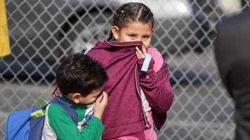 USA: Technisches Problem: Flugzeug lässt Kerosin ab – über einer Grundschule