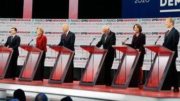 Wer fordert Donald Trump heraus?: Biden, Warren, Sanders und Co.: Das sind die Kandidaten der Demokraten