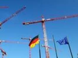 Deutsches Wirtschaftswachstum schwächt sich deutlich ab