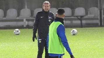 Hertha BSC: Klinsmann wohl derzeit ohne gültige Trainer-Lizenz