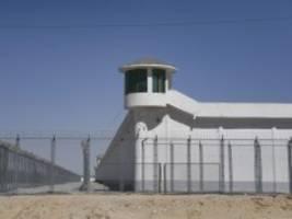 human rights watch: menschenrechtler kritisieren china für umgang mit uiguren