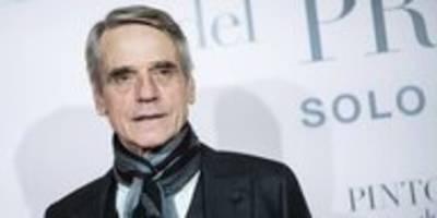 berlinale-jurypräsident jeremy irons: fauxpas der festivalveranstalter