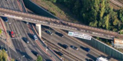 Ausbau der Autobahn A100: Mieter gehen vor Gericht
